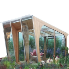 <p>Glass Pavilion</p>