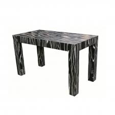 <p>Zebra Table</p>
