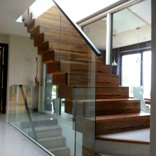<p>Floating Staircase</p>