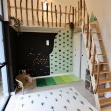 <p>Childrens playroom</p>