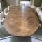 <p>Oak Dining Table</p>